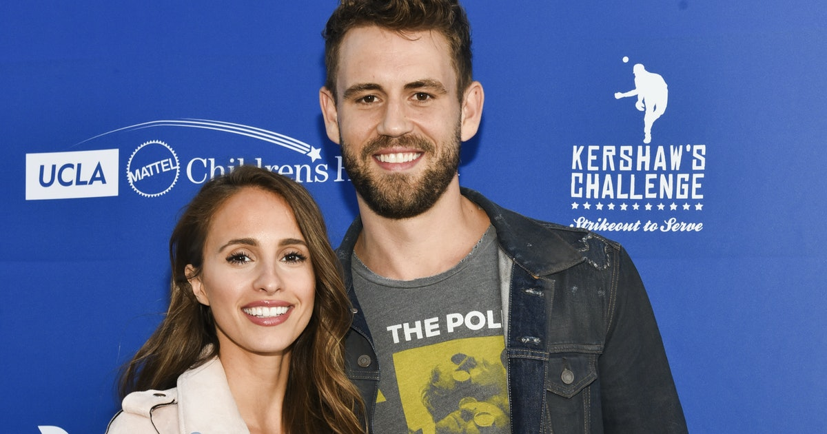 Nick Viall's IG Post About His Ex, Vanessa Grimaldi's Engagement Is SO Funny