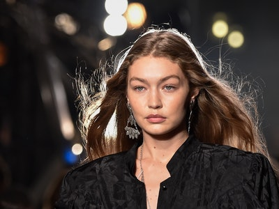 Gigi Hadid took to Twitter where she shared that she is missing horseback riding while pregnant.