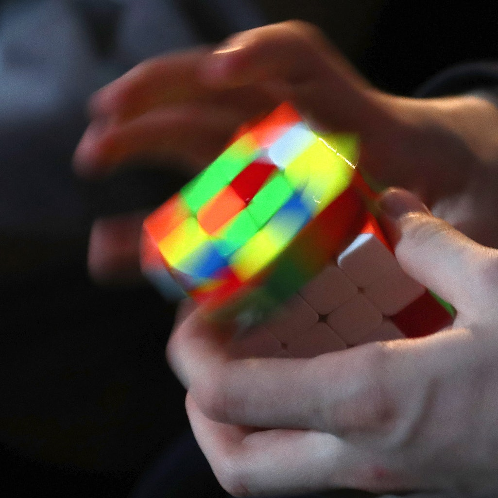Netflix's The Speed Cubers is all about solving Rubik's Cubes.