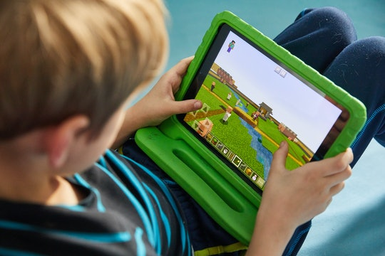 If your kid can't get enough Minecraft, they're sure to love these building apps.