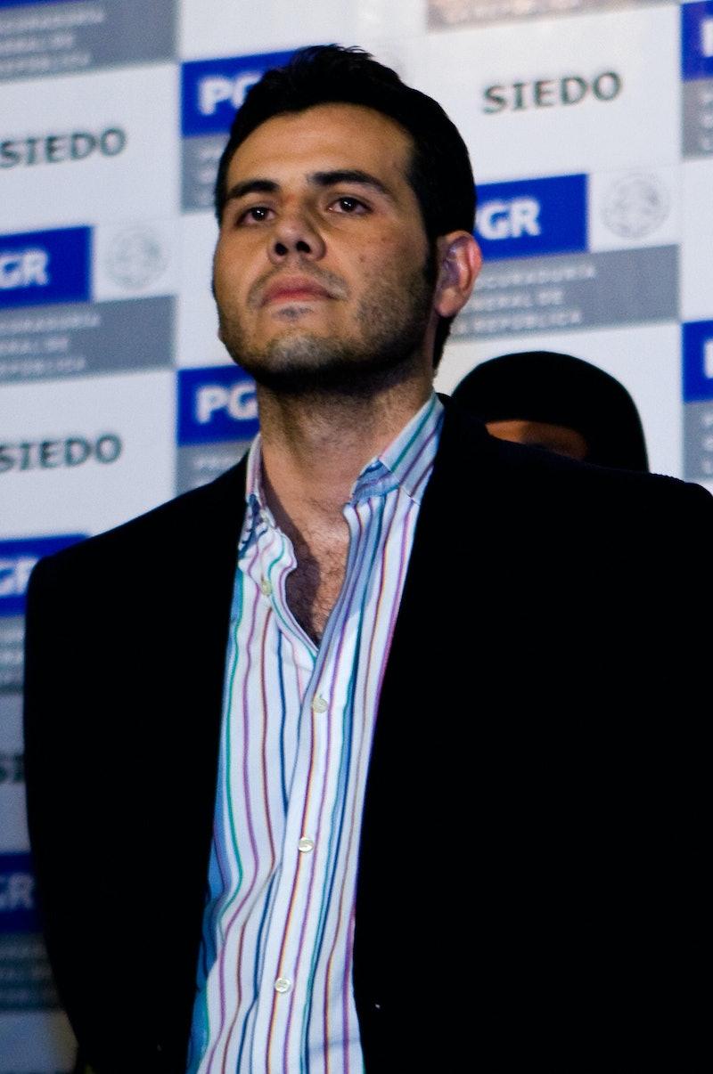 El Mayo's son Vicente Zambada Niebla