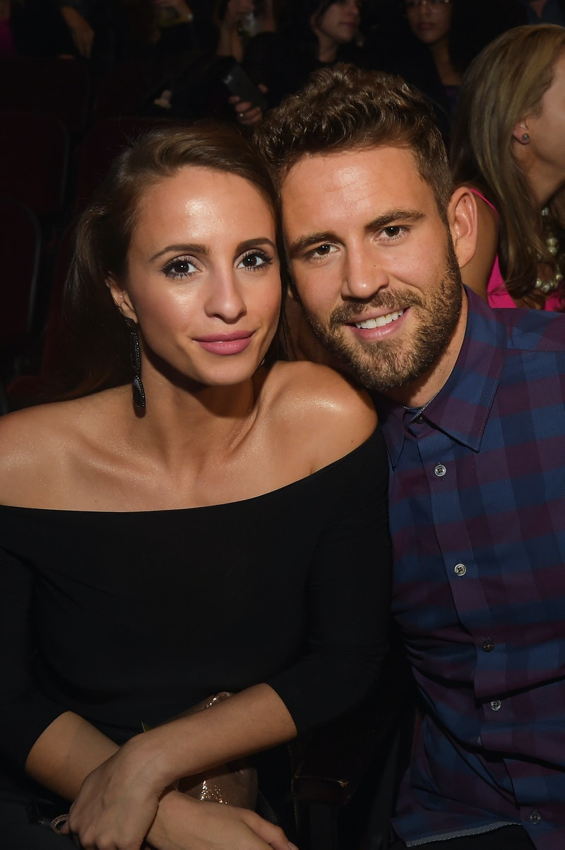 Nick Viall shares his thoughts about Vanessa Grimaldi's engagement.