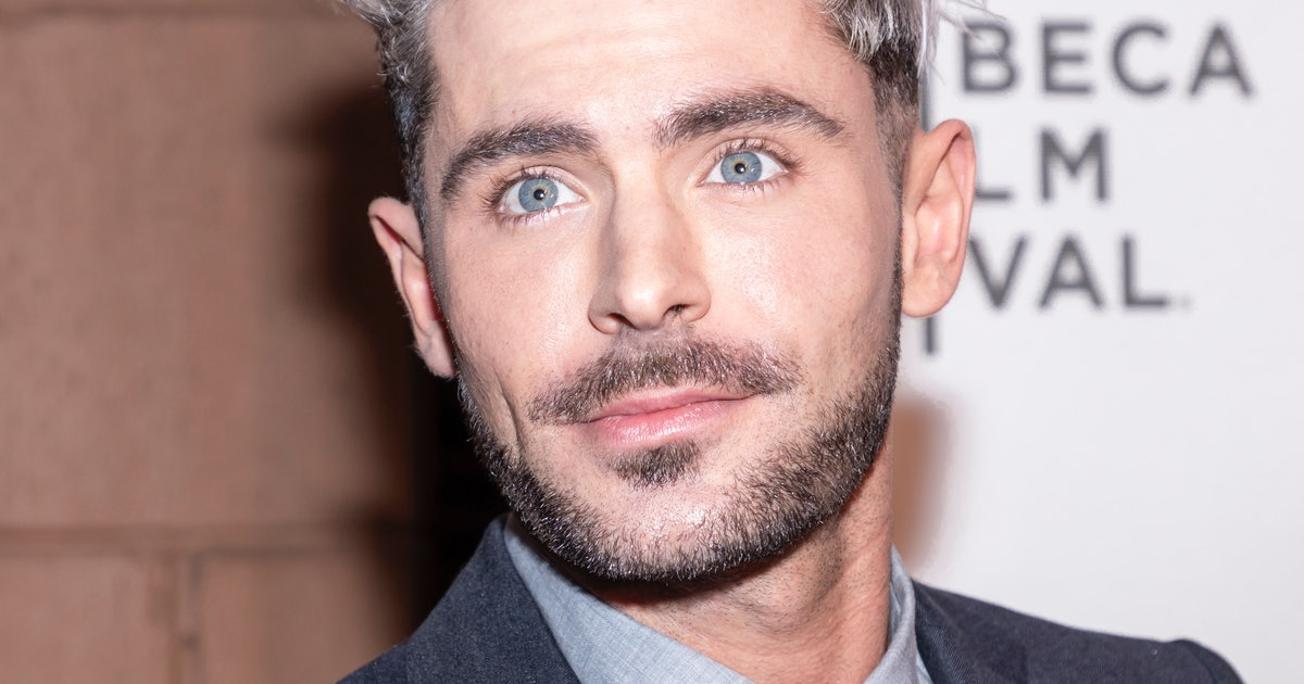 Zac Efron Is Going To Be A Hot Dad... On Disney+