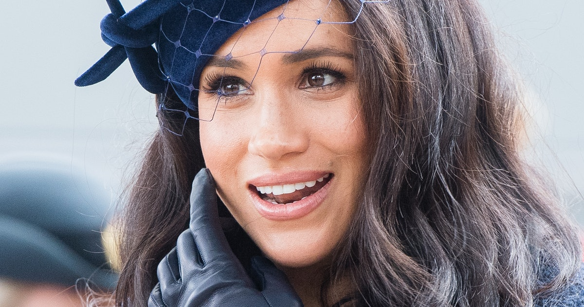 Meghan Markle Shares Her Personal Reason Behind Why She's Voting In The 2020 Election