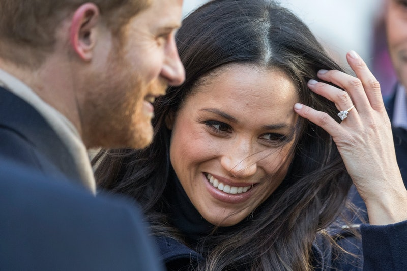 Meghan & Harry Were Engaged A Month Before Their Announcement, Per A New Book