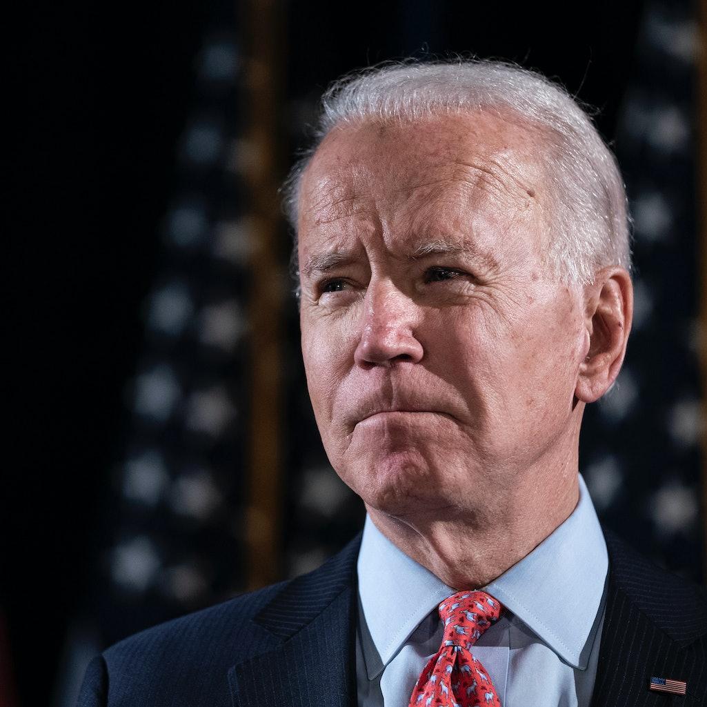 Joe Biden campaign 2020 coffee support.