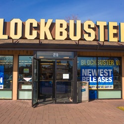 The last Blockbuster is converting to an Airbnb.
