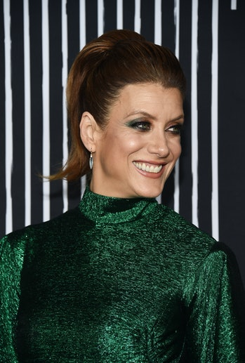 Kate Walsh, whose character The Handler has come under fire for supposed anti-Semitism.