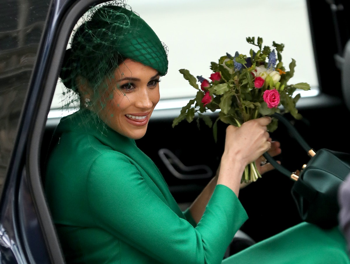 Meghan Markle attends a royal event.