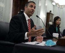 Ajit Pai, the FCC chair
