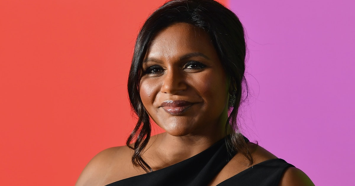 """Mindy Kaling Is Filled With """"Hope"""" After Kamala Harris' VP Nomination Makes History"""