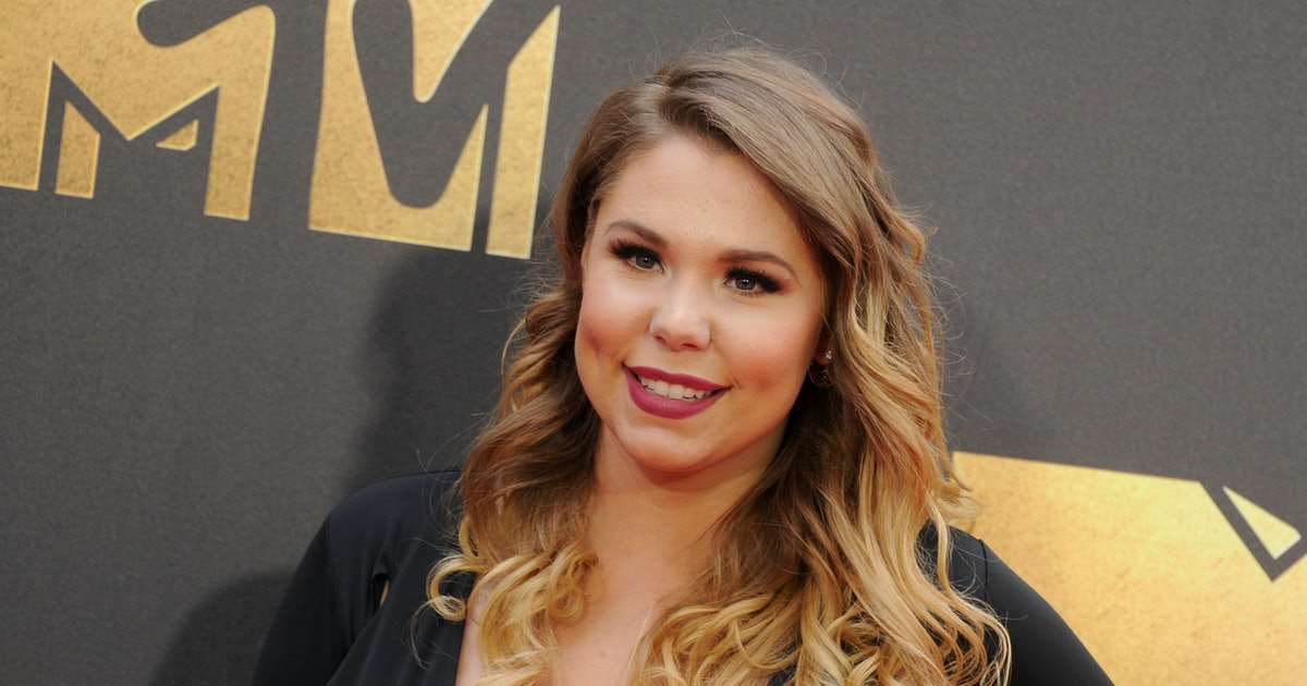'Teen Mom's Kailyn Lowry Revealed Baby #4's Name While Sharing His First Photo