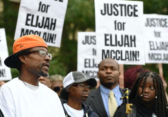 Elijah McClain's parents sued Aurora, Colorado police earlier this week, demanding justice for their...