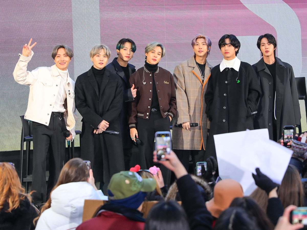 The BTS 'Map Of The Soul ON:E' Concert Details Will Get ARMYs Pumped