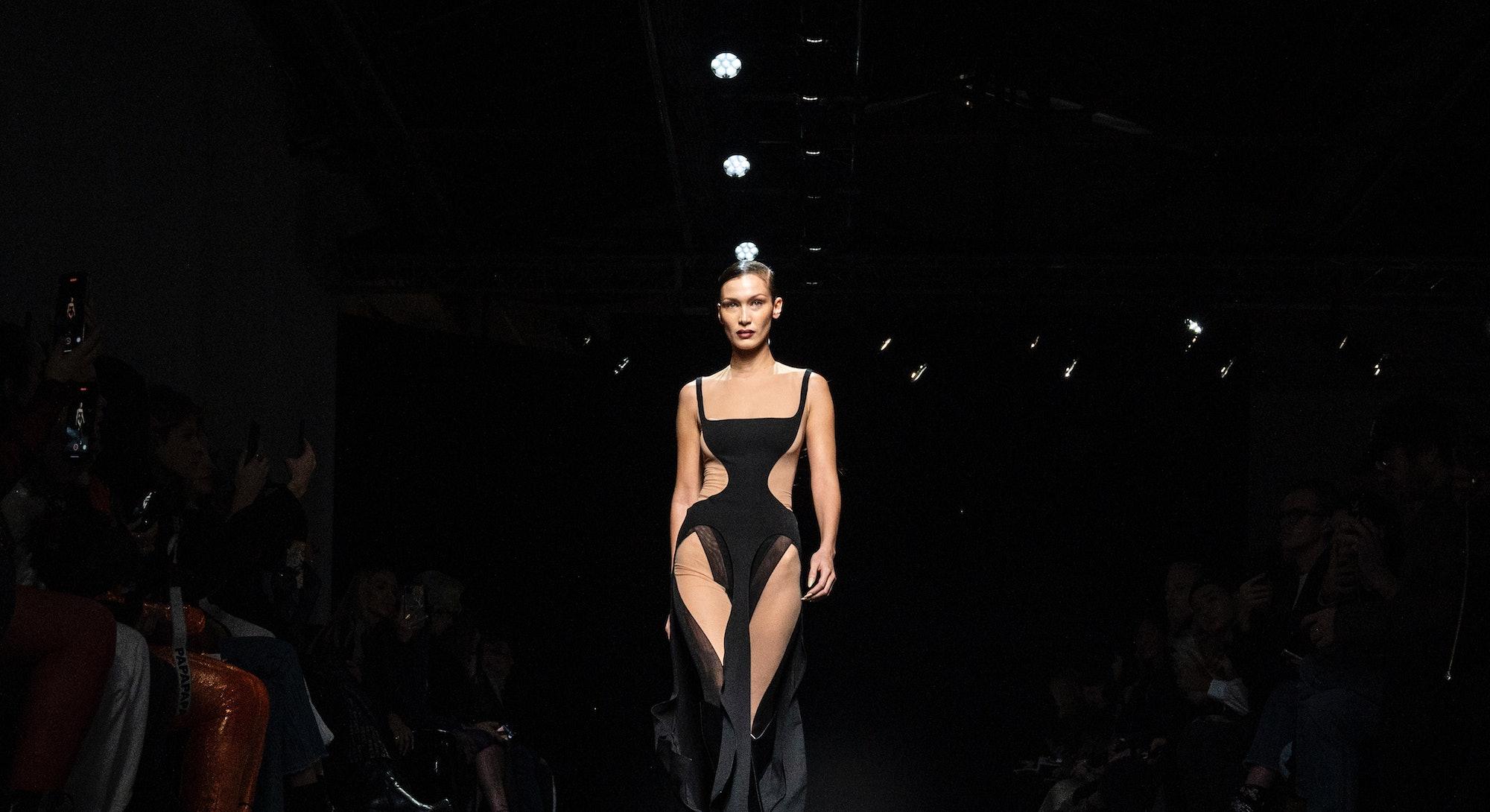 Mugler Fashion Show