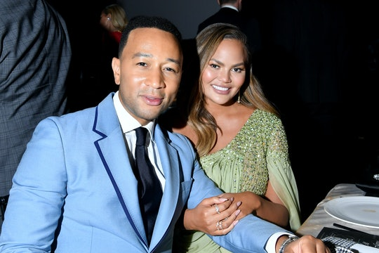Chrissy Teigen confirmed that she is pregnant in a hilarious video posted to Twitter on Thursday.