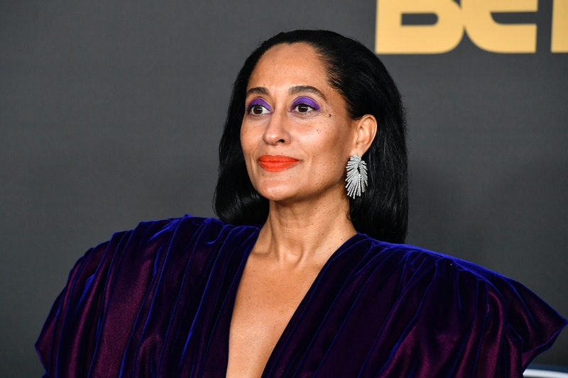Tracee Ellis Ross' version of yellow nail polish is not your average summer shade