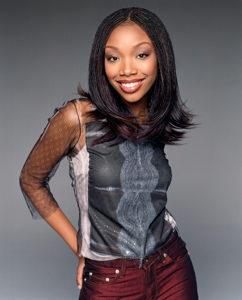 A Moesha Reboot Might Be Coming, According To Brandy Herself