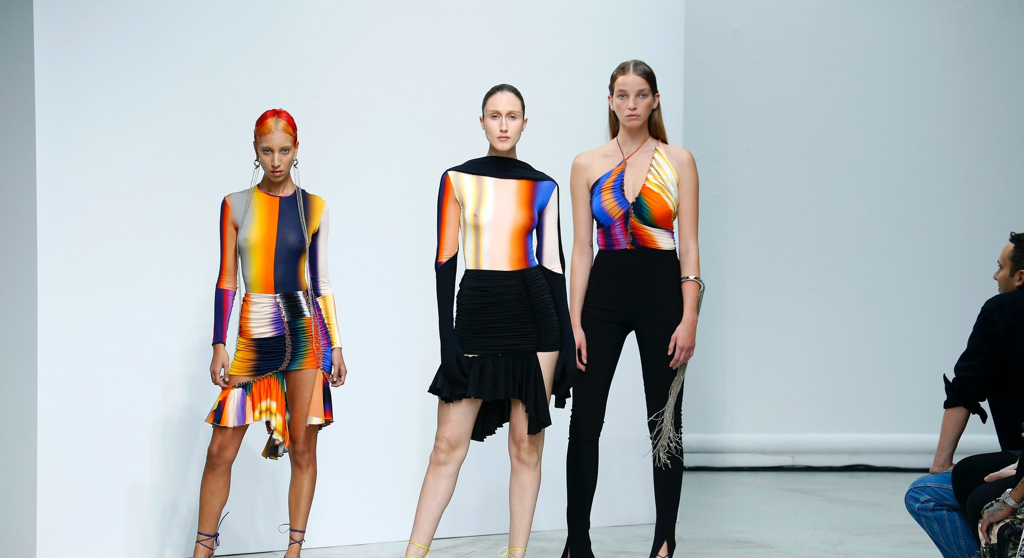 Fashion experts share their thoughts on the designers they think represent the industry's future.