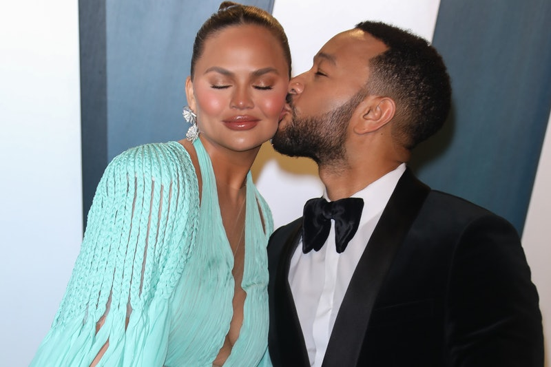 Chrissy Teigen and John Legend's baby news was one of the biggest entertainment stories of the week.