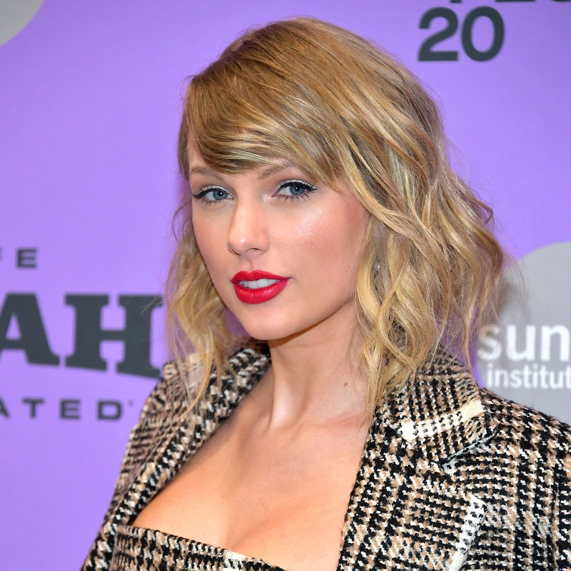 Taylor Swift called out Donald Trump on Twitter for dismantling the United States Postal Service.