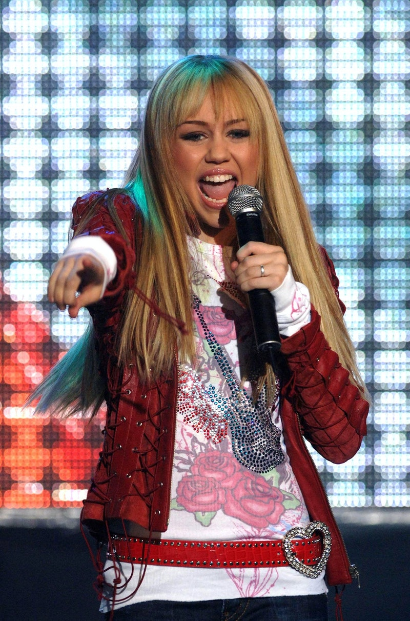 Miley Cyrus would reprise her iconic Hannah Montana role.
