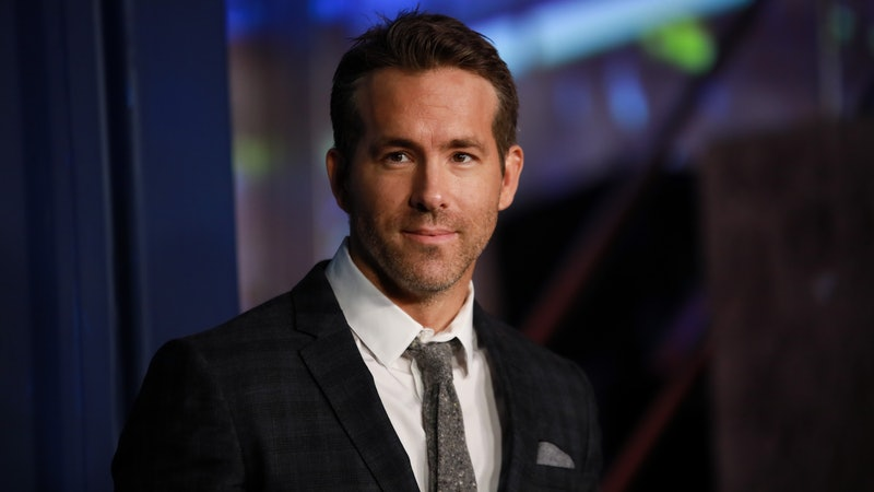 Ryan Reynolds asks young people in Canada to stop partying during a pandemic.