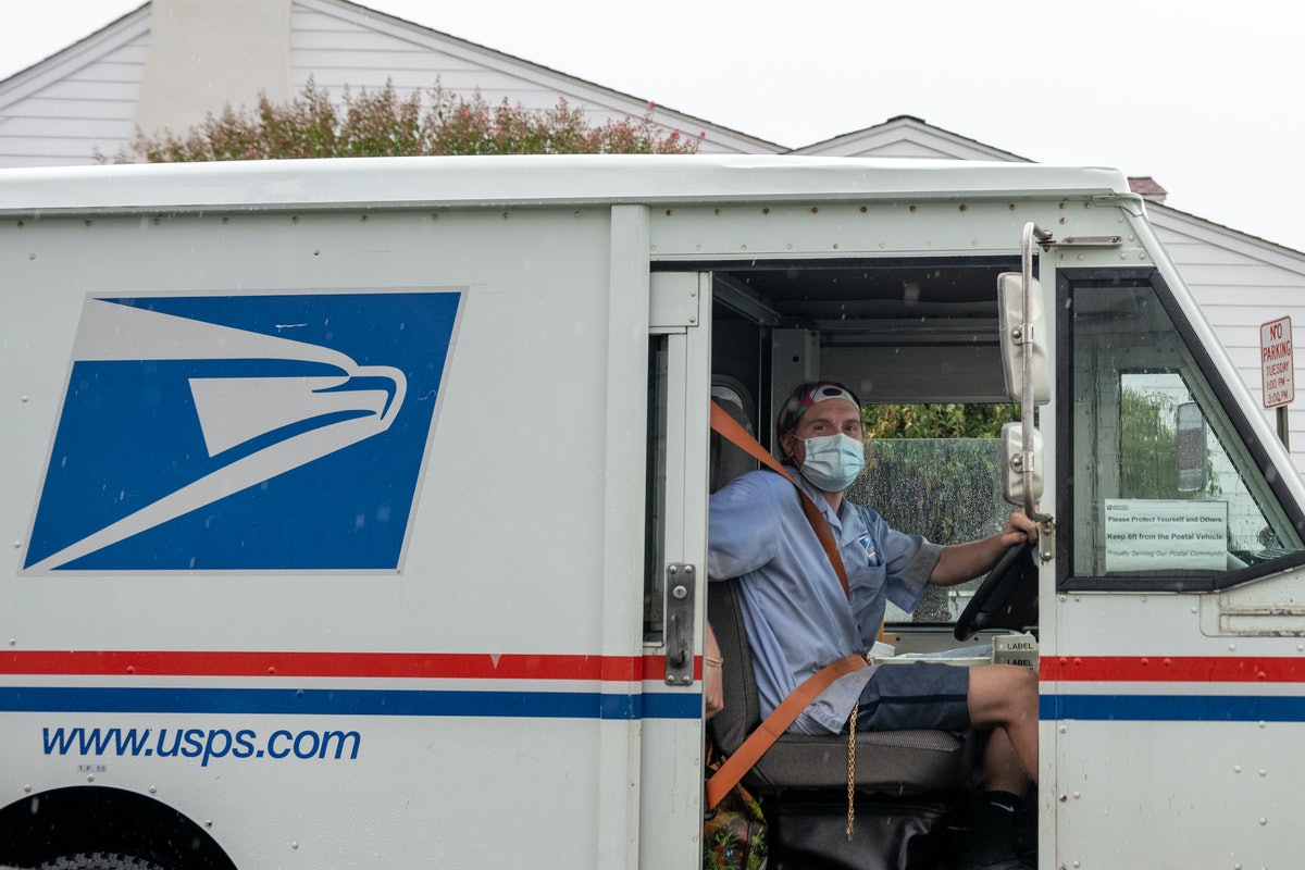 The new postmaster general has come under scrutiny for his new USPS policies.