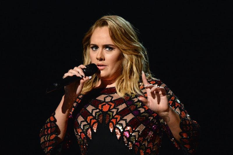 Adele's Latest Album Update