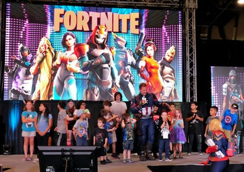 Fortnite has proven to be a real-world success, with no real need for the advertising that a smaller game would need in Apple's App Store.