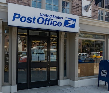 United States Post Office.