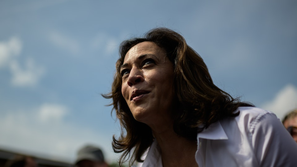 Throughout her time in public office, Democratic vice president nominee Kamala Harris has often been quoted talking about her mom, proving just how inspirational the India-born single mother was to a young Kamala.