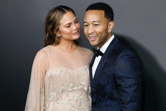 John Legend said during an interview with 'TODAY' that Chrissy Teigen's pregnancy was a surprise.