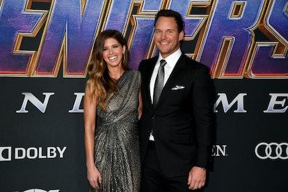 Chris Pratt and Katherine Schwarzenegger relationship