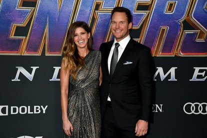 Chris Pratt and Katherine Schwarzenegger relationship