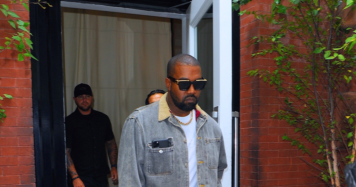 Kanye West, face of Adidas Yeezy, suddenly loves Nike sneakers again