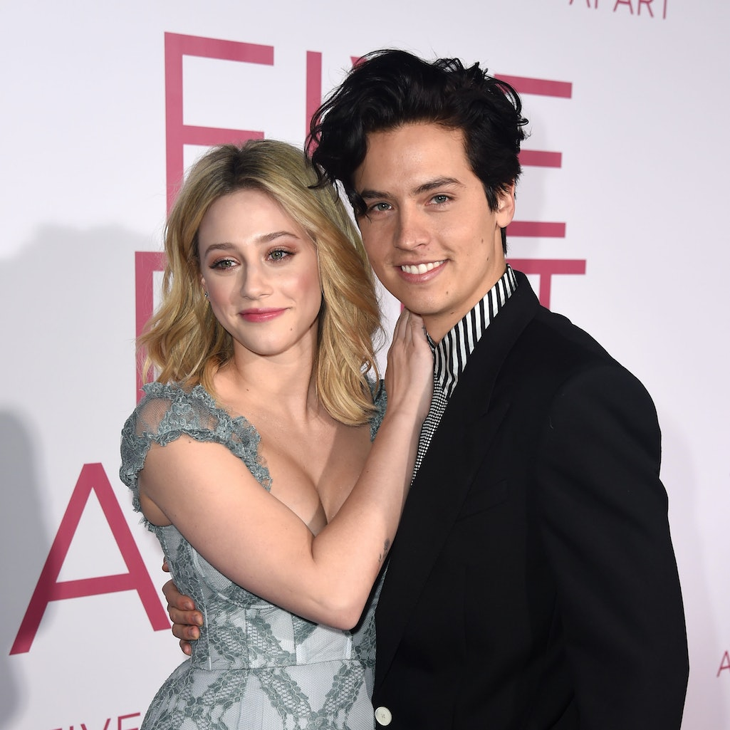 """Cole Sprouse confirmed that he and Lili Reinhart """"permanently split"""" in March."""