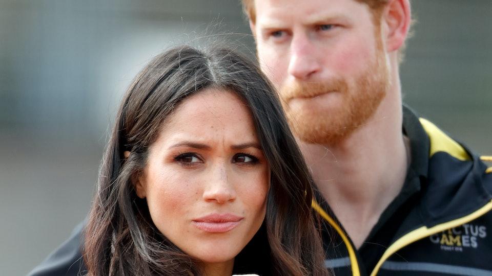 Meghan Markle and Prince Harry help kids head back to school.