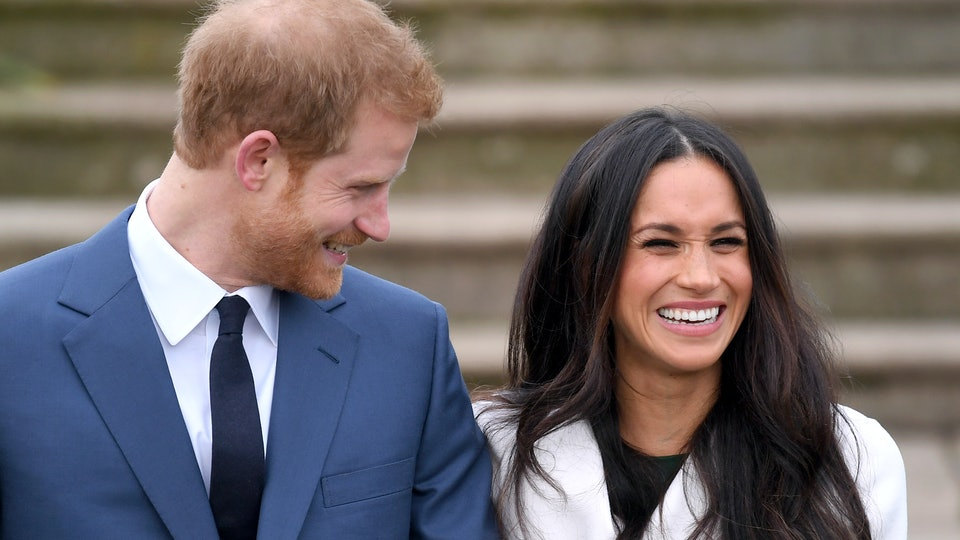 "Prince Harry's text messages to Meghan Markle reportedly featured an unexpected emoji that she found ""funny."""