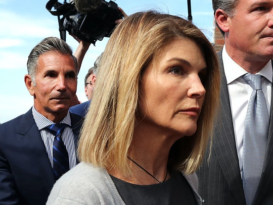 Lori Loughlin and her husband will serve jail time for their part in the college admission scandal.