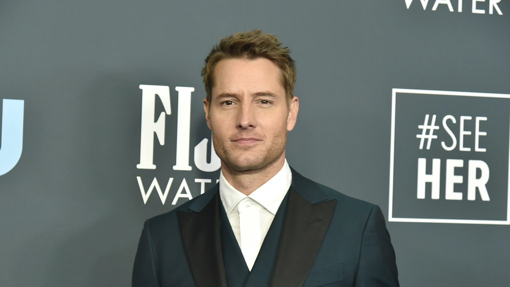 Justin Hartley was not on 'Selling Sunset'