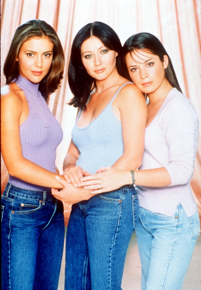 Holly Marie Combs wants to launch a Charmed podcast