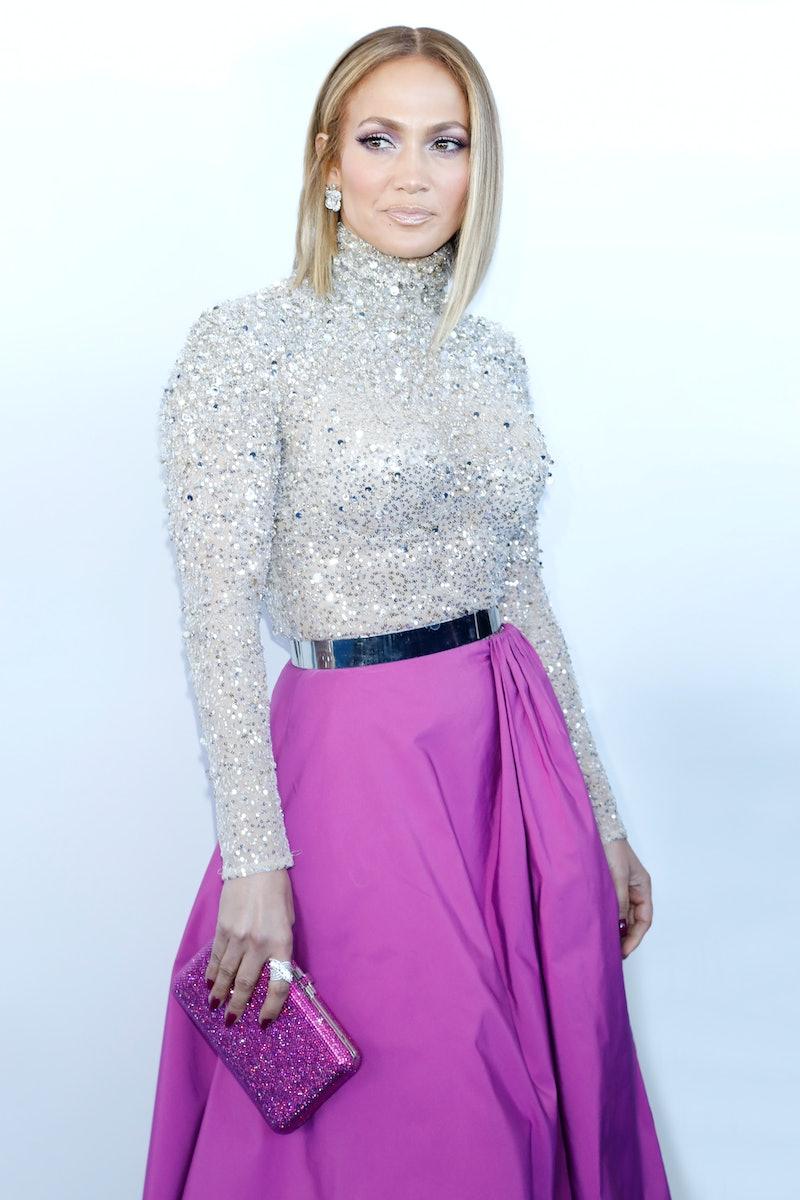 Jennifer Lopez is launching a beauty line called JLo Beauty.