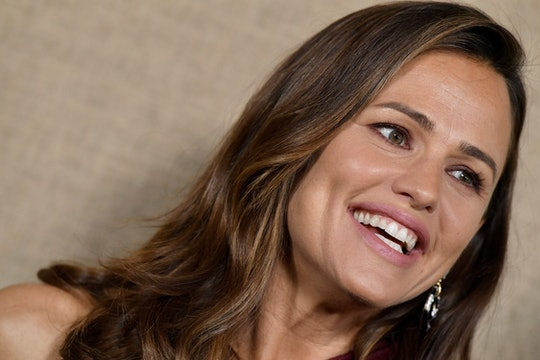 Jennifer Garner got weepy over the end of 'The  Office.'