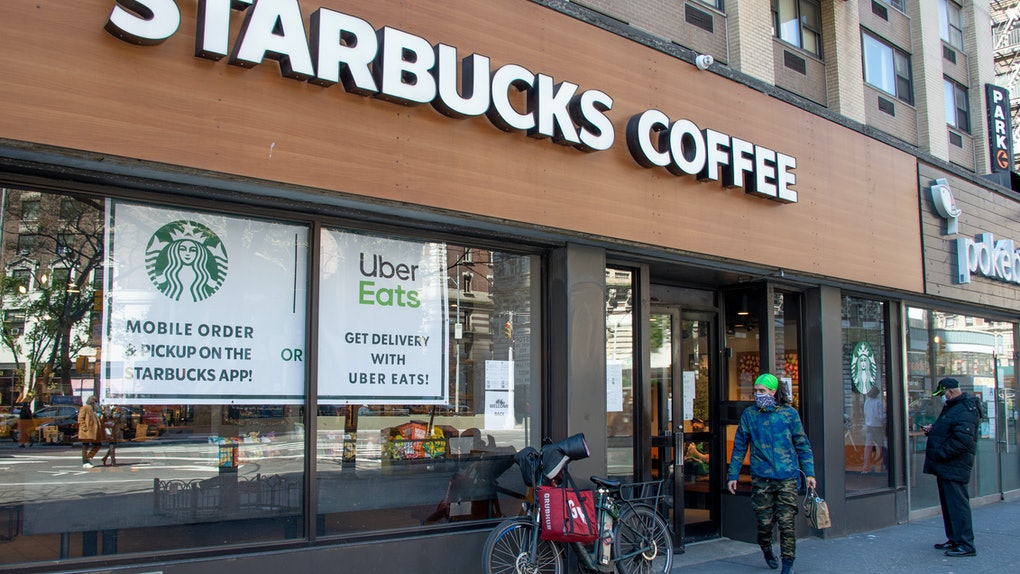 Here's what to know about getting Starbucks' Pumpkin Spice Latte delivered.