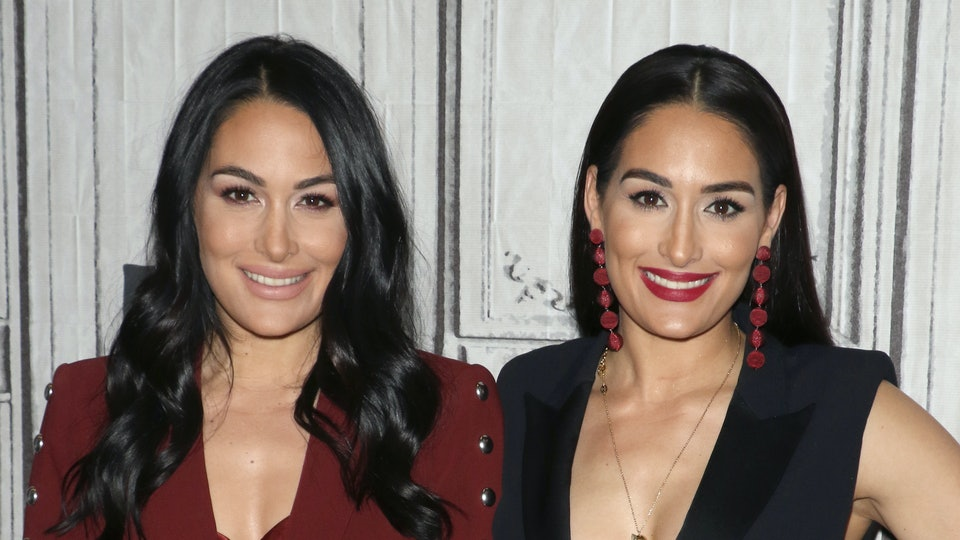 Nikki and Brie Bella reveal their sons names in the newest issue of 'People.'