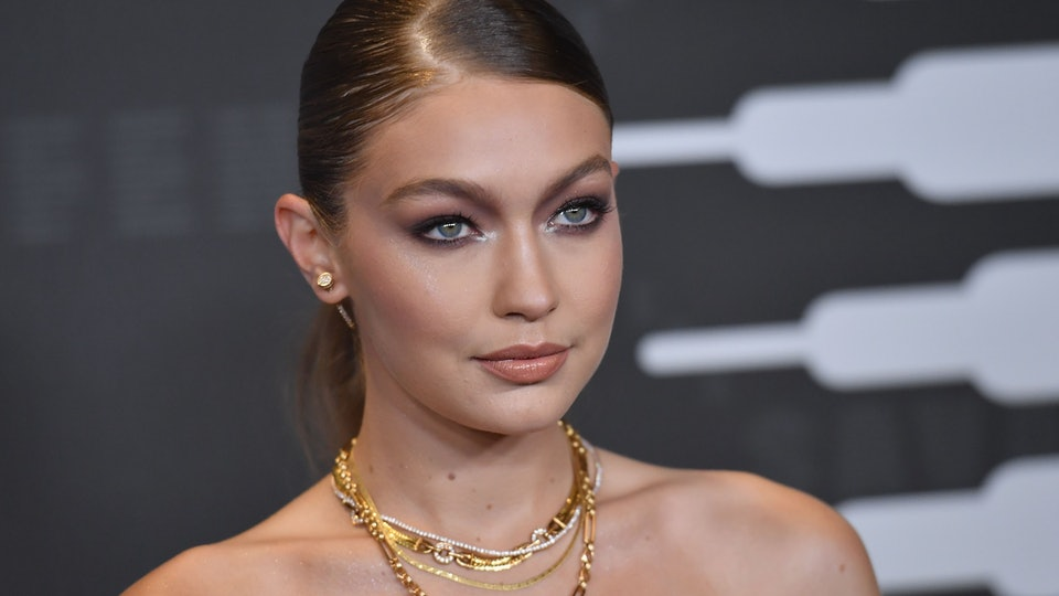 Gigi Hadid shared photos from her gorgeous maternity shoot to Instagram on Wednesday.