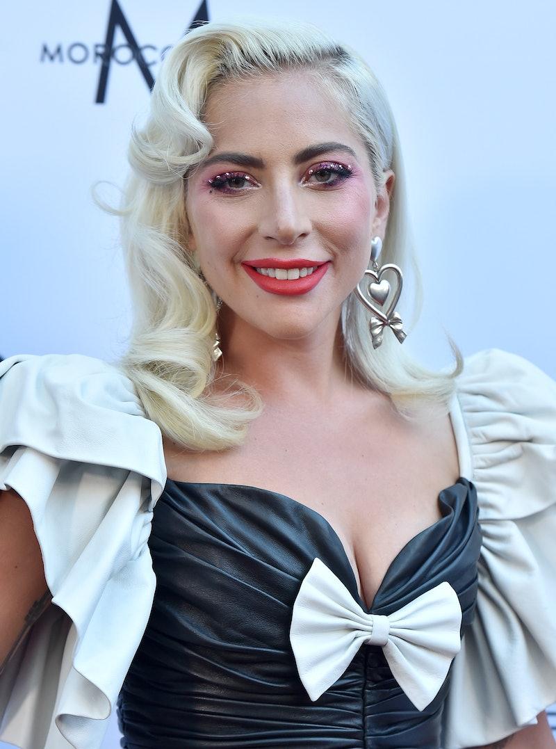 Lady Gaga is still dating Michael Polansky.