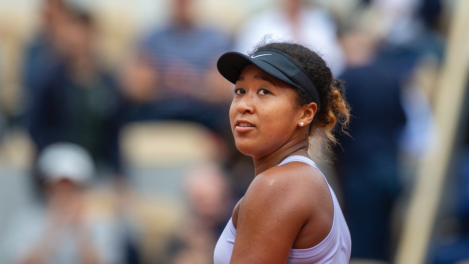 Tennis player Naomi Osaka is using her platform to protest police brutality.
