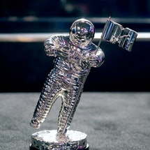 The moon man from the MTV VMAs